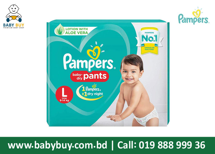 Pampers Baby Dry Pants FB
